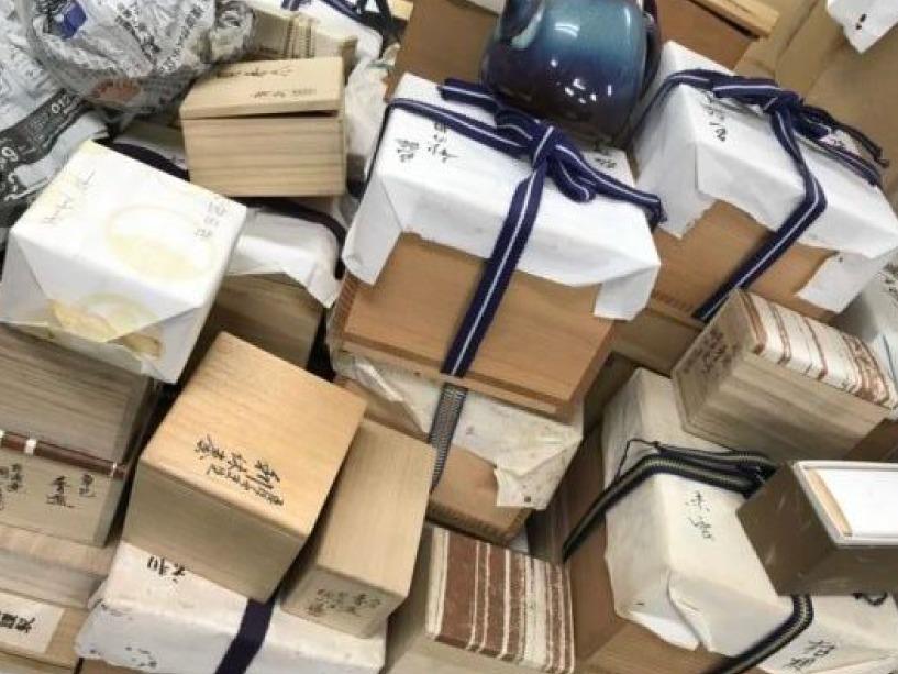 茶道具買取広島
